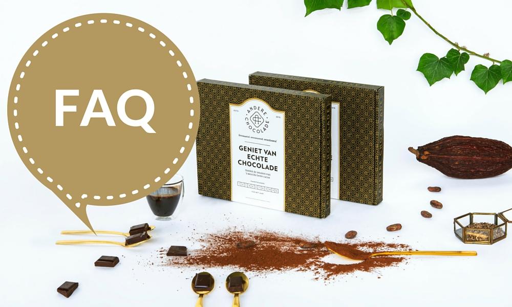 FAQ Andere Chocolade