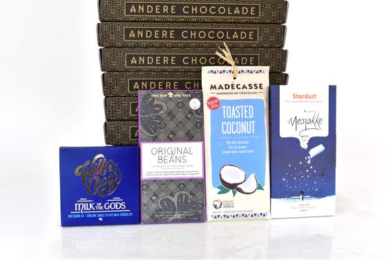 De Special Edition: Melk van Andere Chocolade