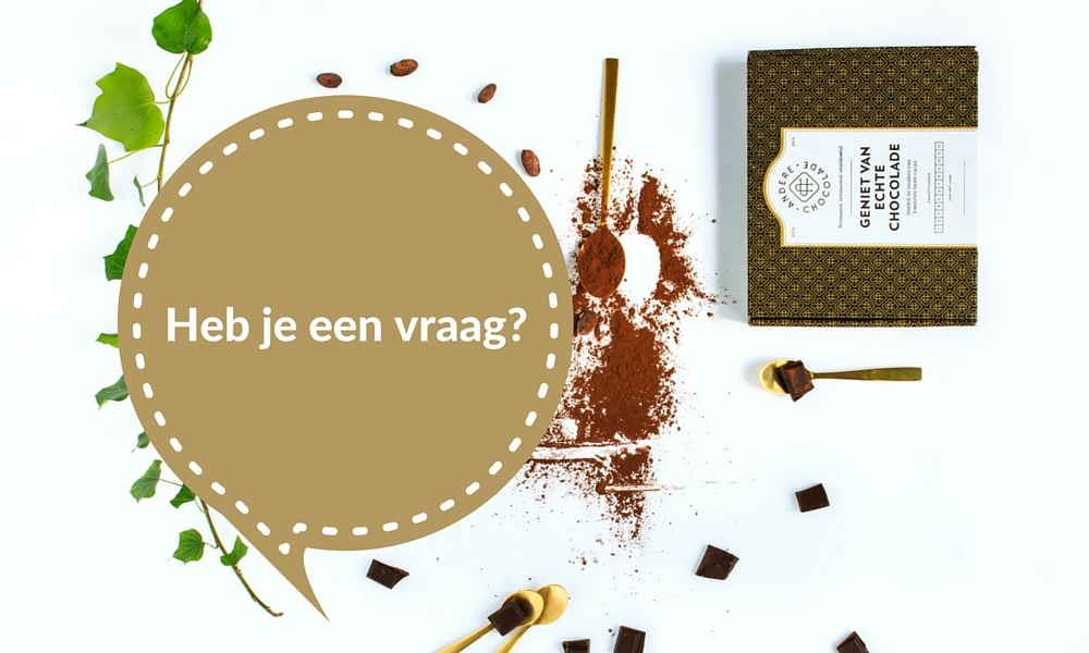 Contact Andere Chocolade
