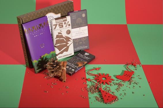 Decemberbox Andere Chocolade