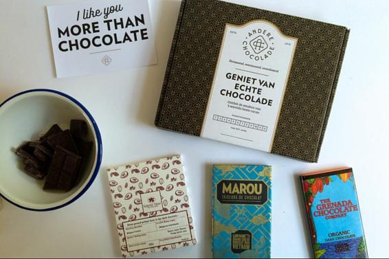 Het ultieme cadeau voor vaderdag: drie verrassende chocoladerepen!