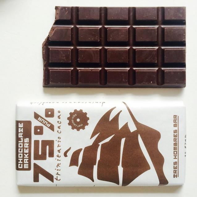 Chocolade van de chocolate makers uit Amsterdam - Andere Chocolade