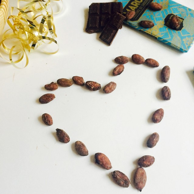 Cacao love for Marou - Andere Chocolade