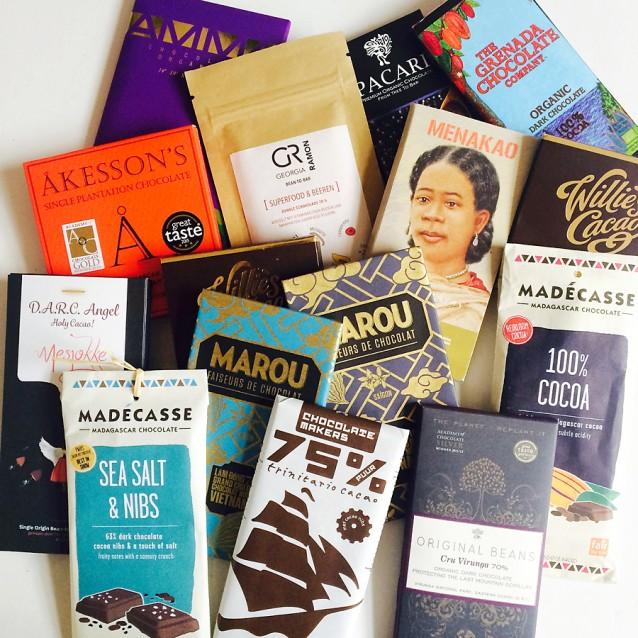De opkomst van de Bean to Bar chocolademakers - Andere Chocolade