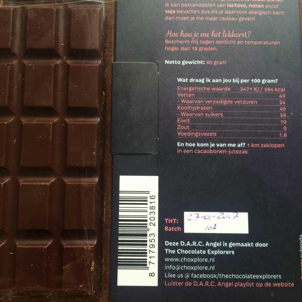 Mesjokke Chocolade