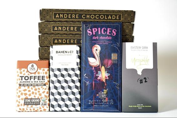 Adventure Time chocolade cadeaubox van Andere Chocolade