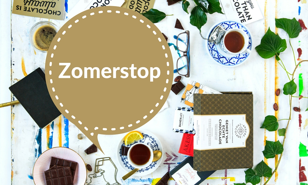 Zomerstop Andere Chocolade