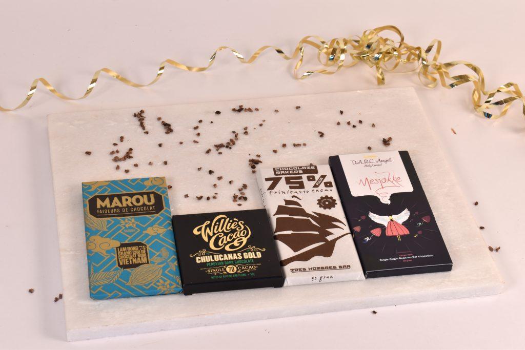 Special Edition puur van Andere Chocolade