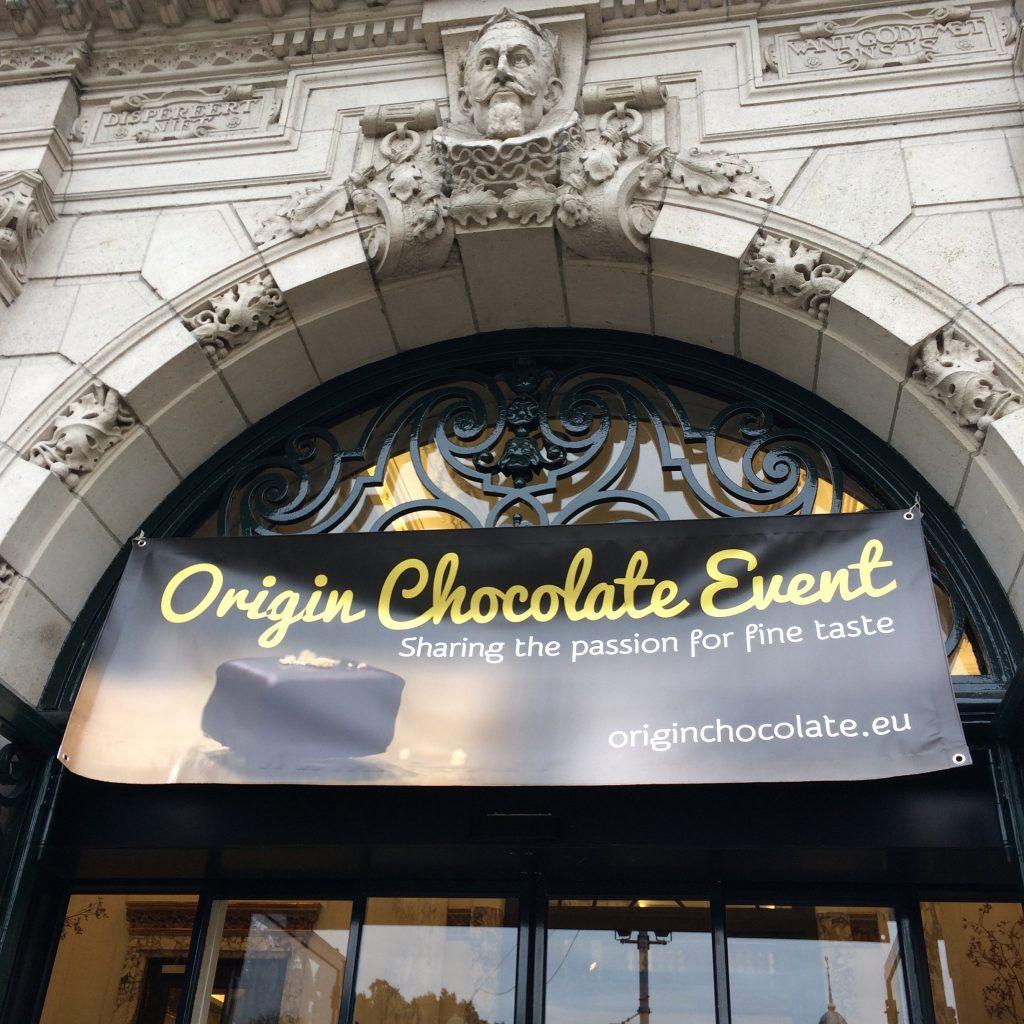 Origin Chocolate Event Andere Chocolade