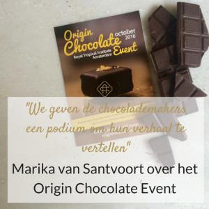 Alles over het Origin Chocolate Event in Amsterdam - Andere Chocolade