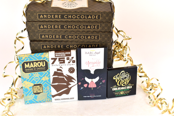 De Special Edition: Puur box van Andere Chocolade