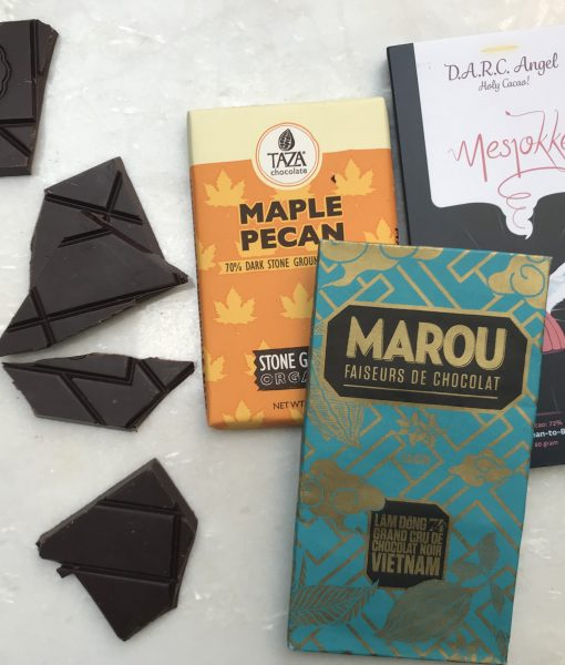 Pure Chocolade van Andere Chocolade